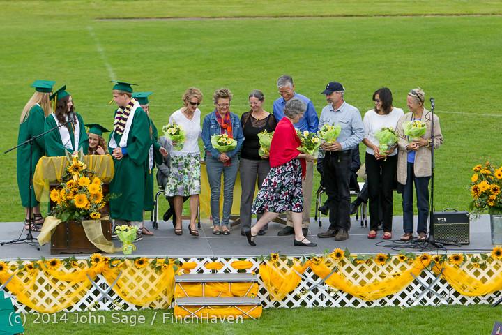 3709 Vashon Island High School Graduation 2014 061414
