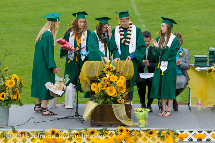 3721 Vashon Island High School Graduation 2014 061414