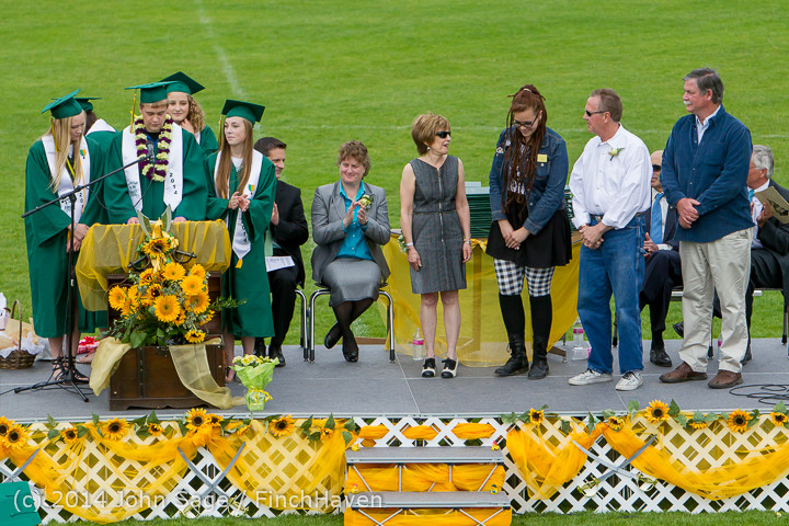 3731 Vashon Island High School Graduation 2014 061414