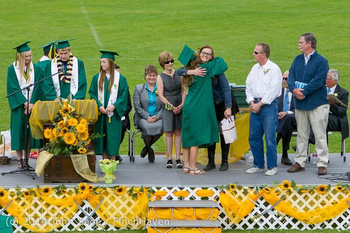 3750 Vashon Island High School Graduation 2014 061414