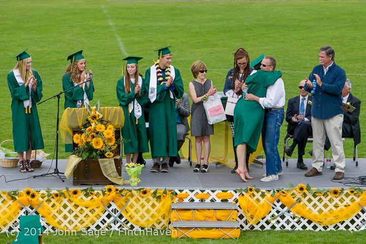 3787 Vashon Island High School Graduation 2014 061414