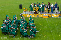 3808 Vashon Island High School Graduation 2014 061414