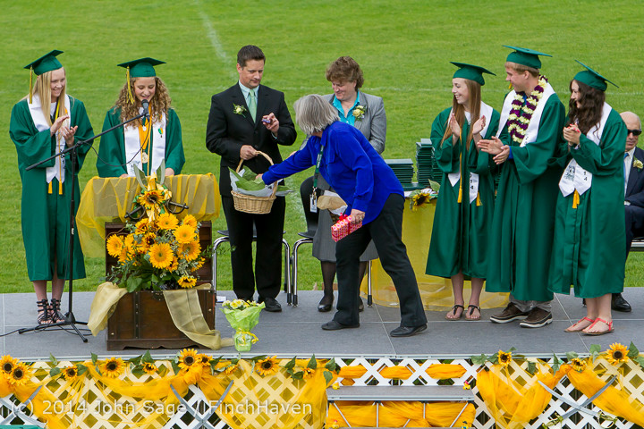 3870 Vashon Island High School Graduation 2014 061414