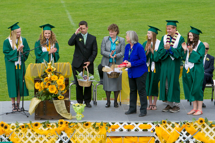 3882 Vashon Island High School Graduation 2014 061414