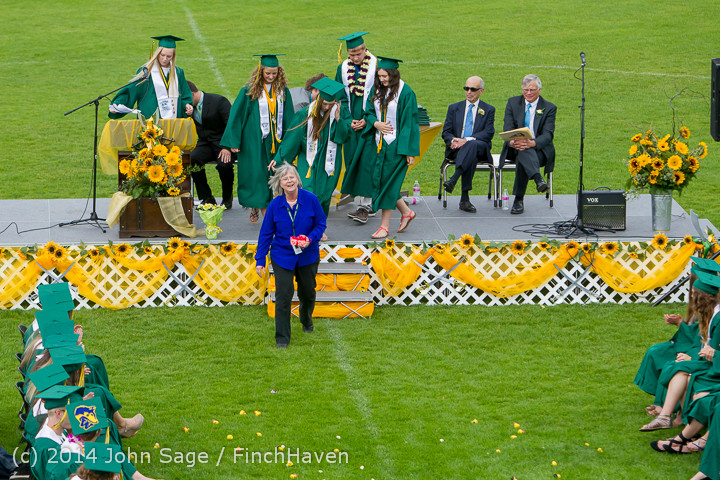 3889 Vashon Island High School Graduation 2014 061414