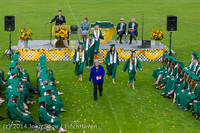 3893 Vashon Island High School Graduation 2014 061414