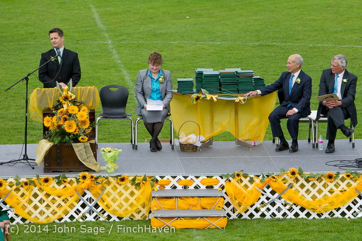3902 Vashon Island High School Graduation 2014 061414