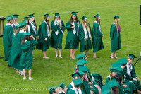 3914 Vashon Island High School Graduation 2014 061414