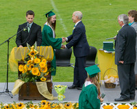 3925 Vashon Island High School Graduation 2014 061414