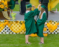 3927 Vashon Island High School Graduation 2014 061414
