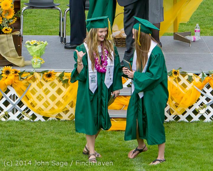 3928 Vashon Island High School Graduation 2014 061414