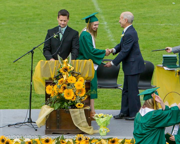 3930 Vashon Island High School Graduation 2014 061414