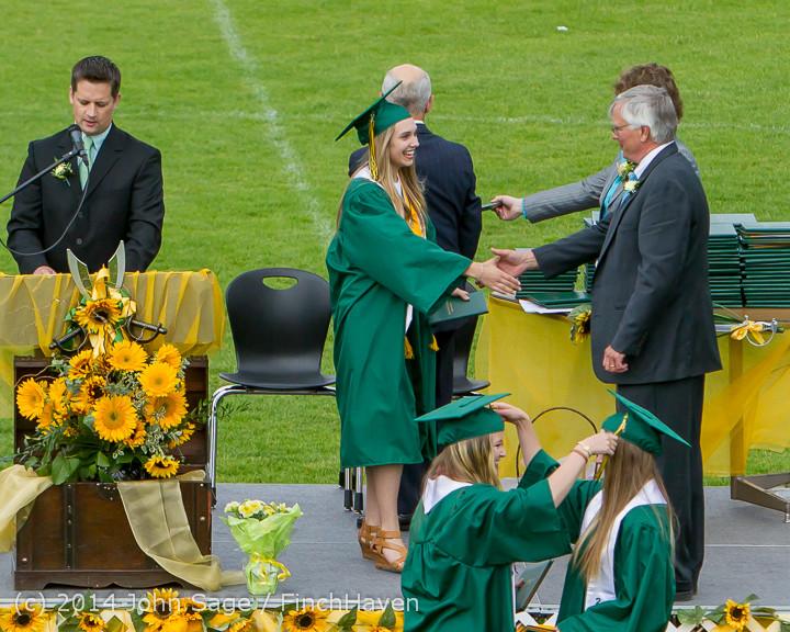 3932 Vashon Island High School Graduation 2014 061414