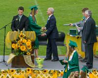 3941 Vashon Island High School Graduation 2014 061414