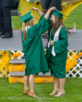 3944 Vashon Island High School Graduation 2014 061414