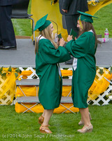 3945 Vashon Island High School Graduation 2014 061414