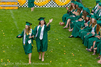 3950 Vashon Island High School Graduation 2014 061414