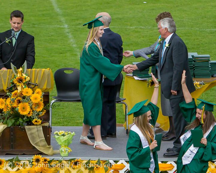 3954 Vashon Island High School Graduation 2014 061414