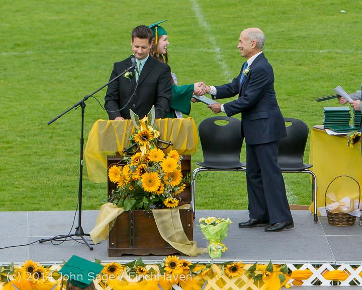 3957 Vashon Island High School Graduation 2014 061414