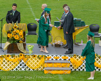 3961 Vashon Island High School Graduation 2014 061414