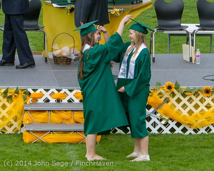 3962 Vashon Island High School Graduation 2014 061414