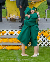 3963 Vashon Island High School Graduation 2014 061414