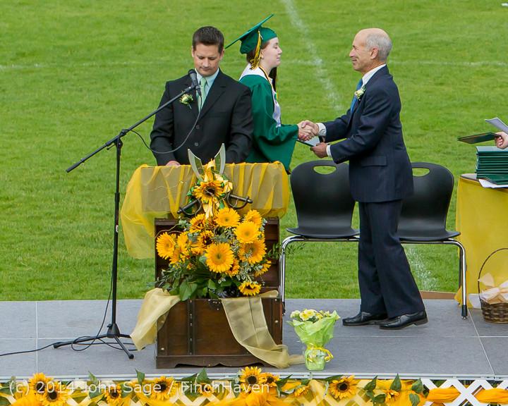 3967 Vashon Island High School Graduation 2014 061414