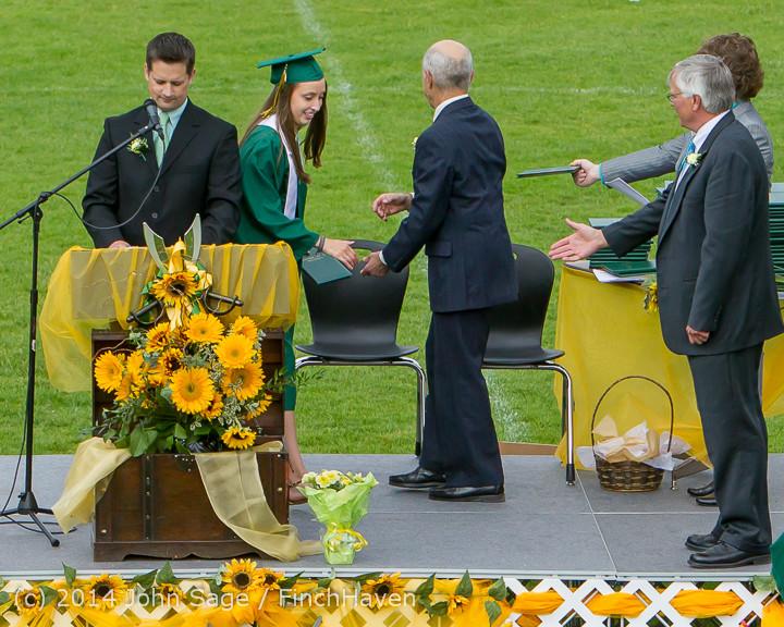 3977 Vashon Island High School Graduation 2014 061414