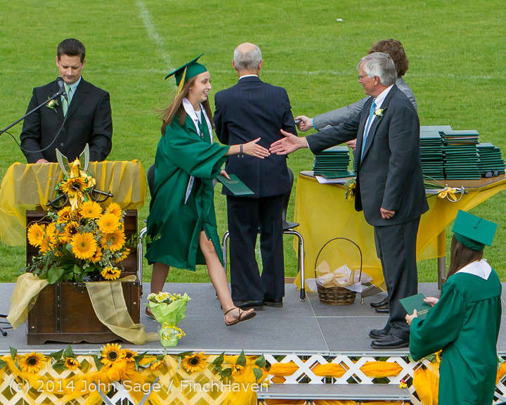 3978 Vashon Island High School Graduation 2014 061414
