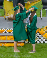 3983 Vashon Island High School Graduation 2014 061414