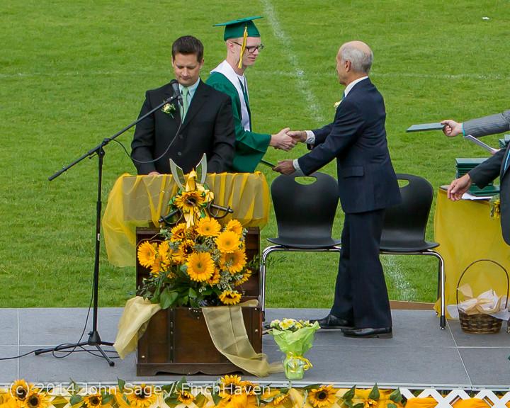 3986 Vashon Island High School Graduation 2014 061414