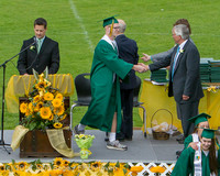 3988 Vashon Island High School Graduation 2014 061414