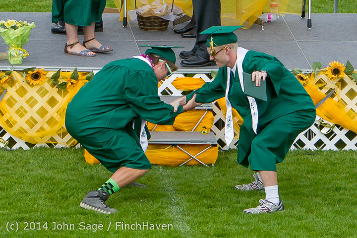4009 Vashon Island High School Graduation 2014 061414