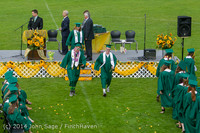 4010 Vashon Island High School Graduation 2014 061414