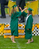 4026 Vashon Island High School Graduation 2014 061414