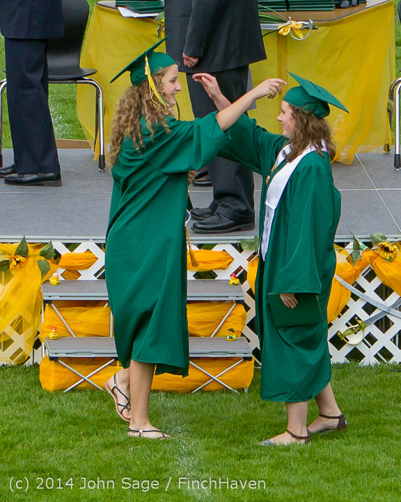 4026 Vashon Island High School Graduation 2014 061414