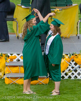 4029 Vashon Island High School Graduation 2014 061414