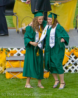 4030 Vashon Island High School Graduation 2014 061414
