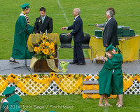 4033 Vashon Island High School Graduation 2014 061414