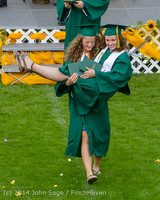 4044 Vashon Island High School Graduation 2014 061414