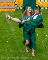 4047 Vashon Island High School Graduation 2014 061414