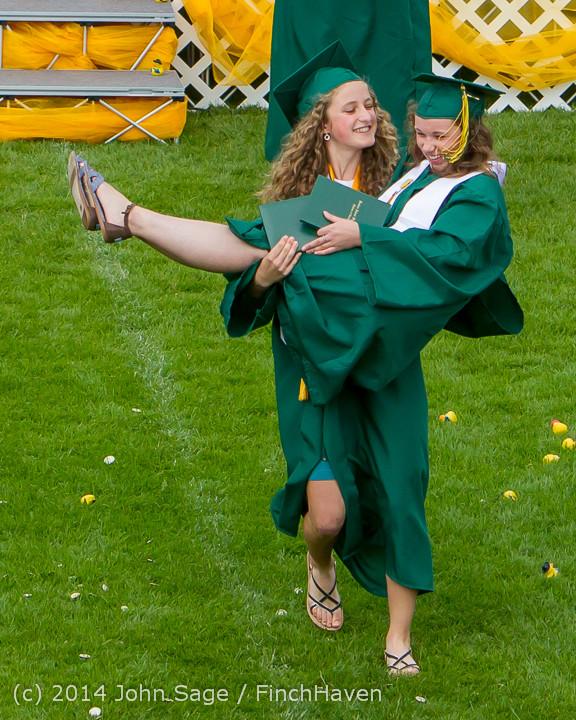4047 Vashon Island High School Graduation 2014 061414