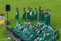 4057 Vashon Island High School Graduation 2014 061414