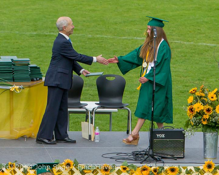 4062 Vashon Island High School Graduation 2014 061414