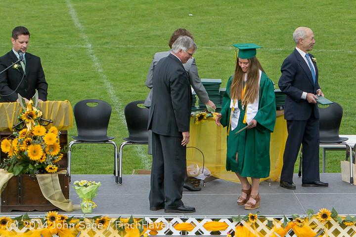 4064 Vashon Island High School Graduation 2014 061414