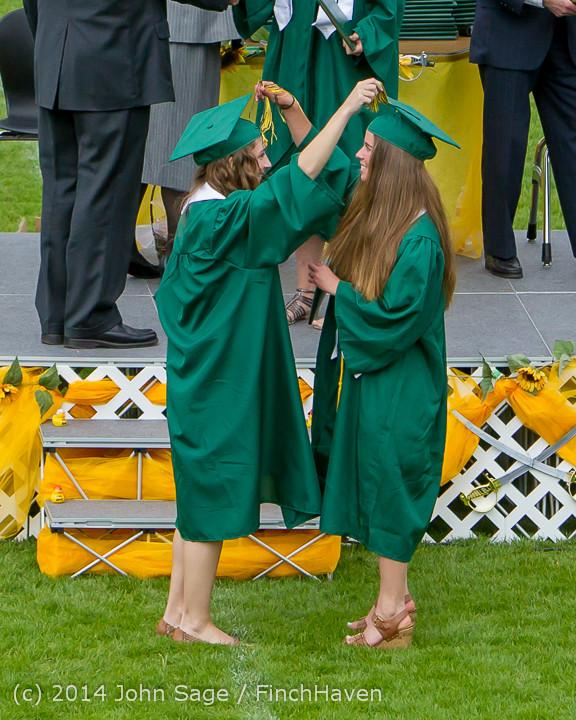 4071 Vashon Island High School Graduation 2014 061414