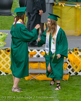 4088 Vashon Island High School Graduation 2014 061414