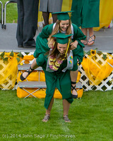 4089 Vashon Island High School Graduation 2014 061414