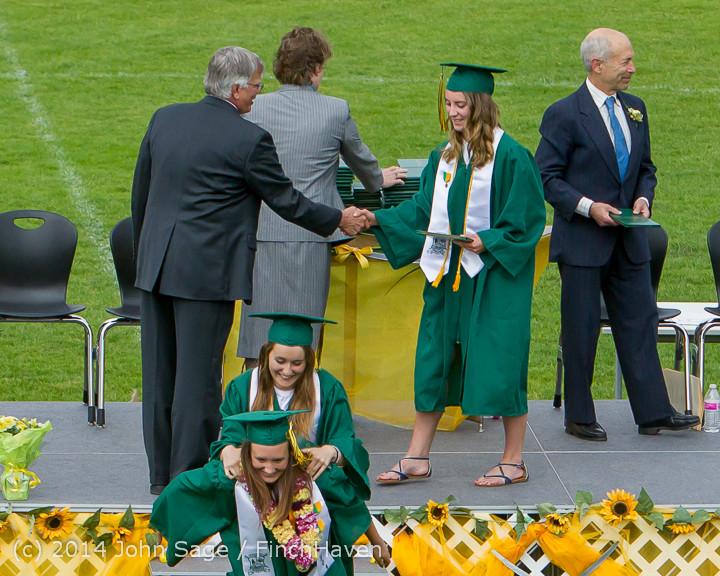 4098 Vashon Island High School Graduation 2014 061414