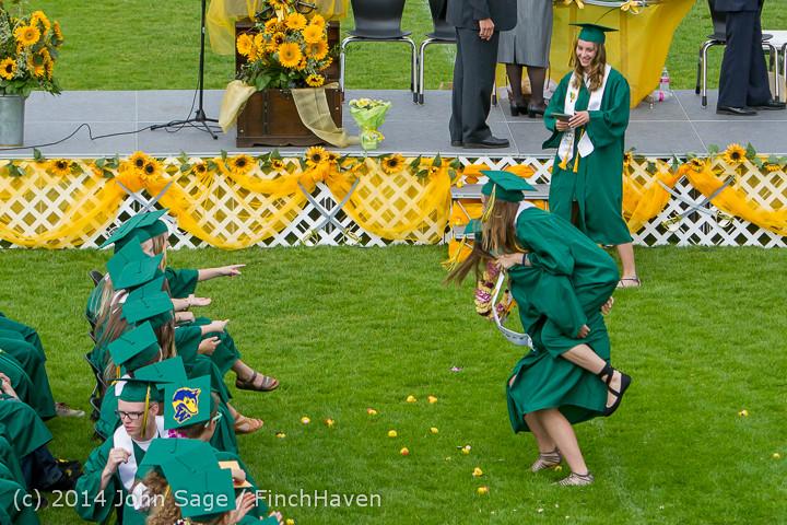 4100 Vashon Island High School Graduation 2014 061414